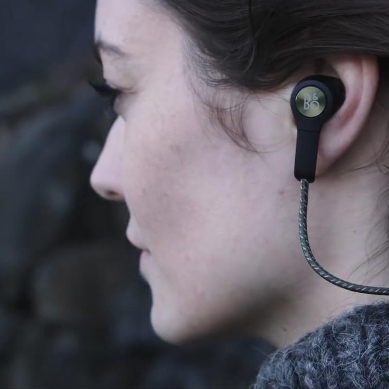 B&O BeoplayH5 运动无线蓝牙耳机