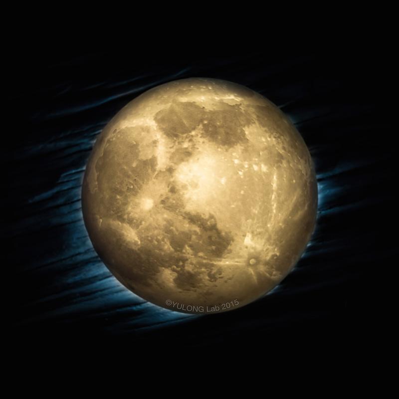 单向空间·限量版月亮灯