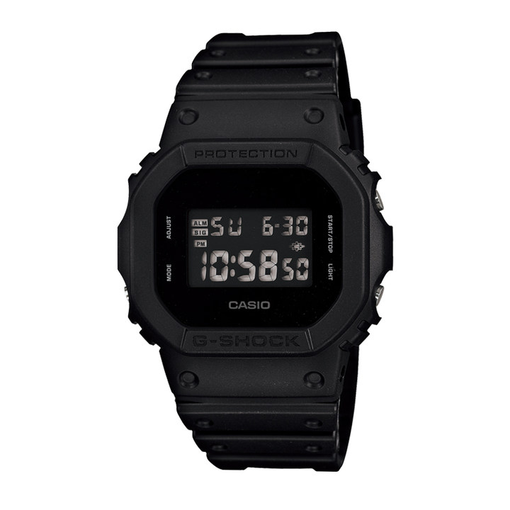casio旗舰店 DW-5600BB电子运动手表