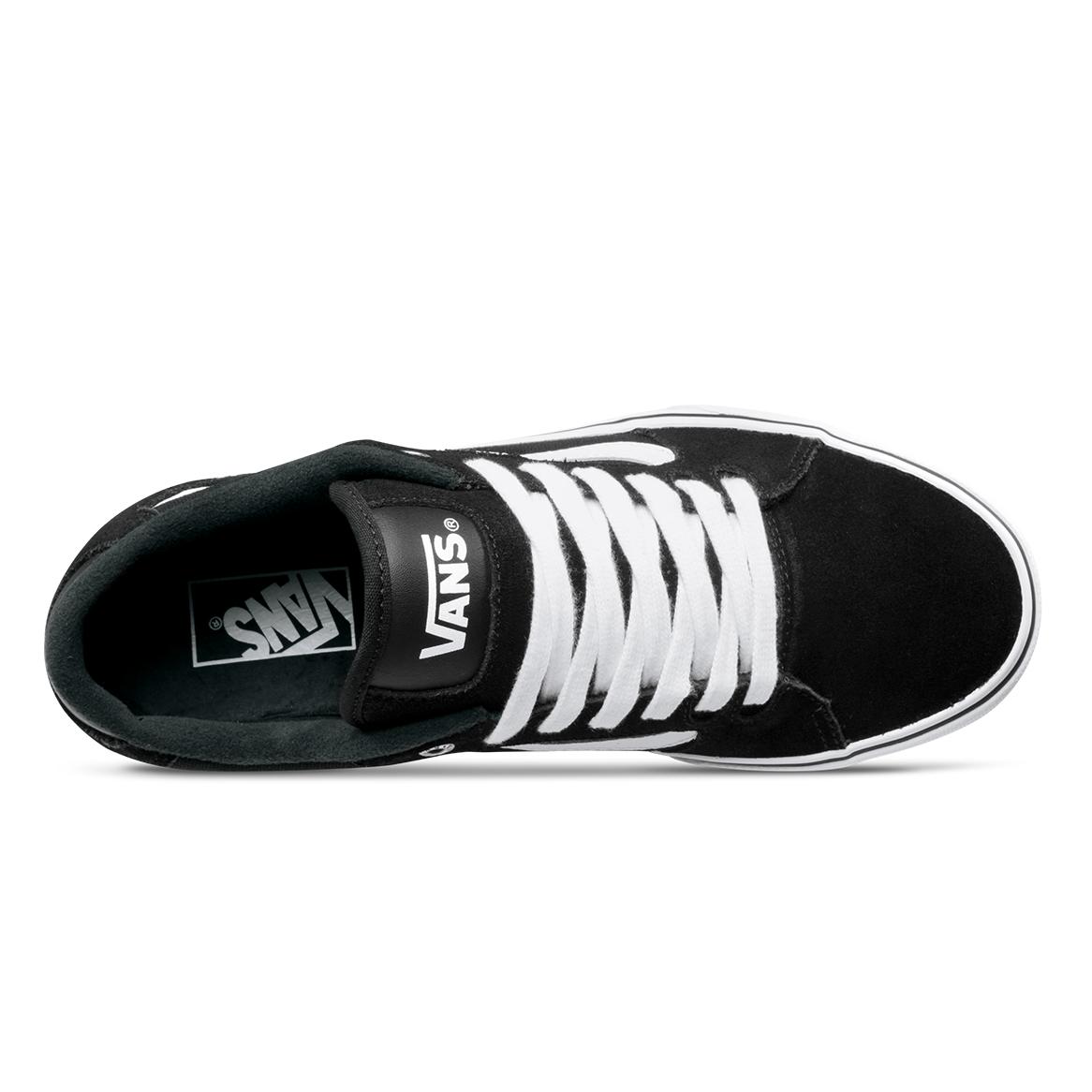 Vans/范斯 黑色运动鞋