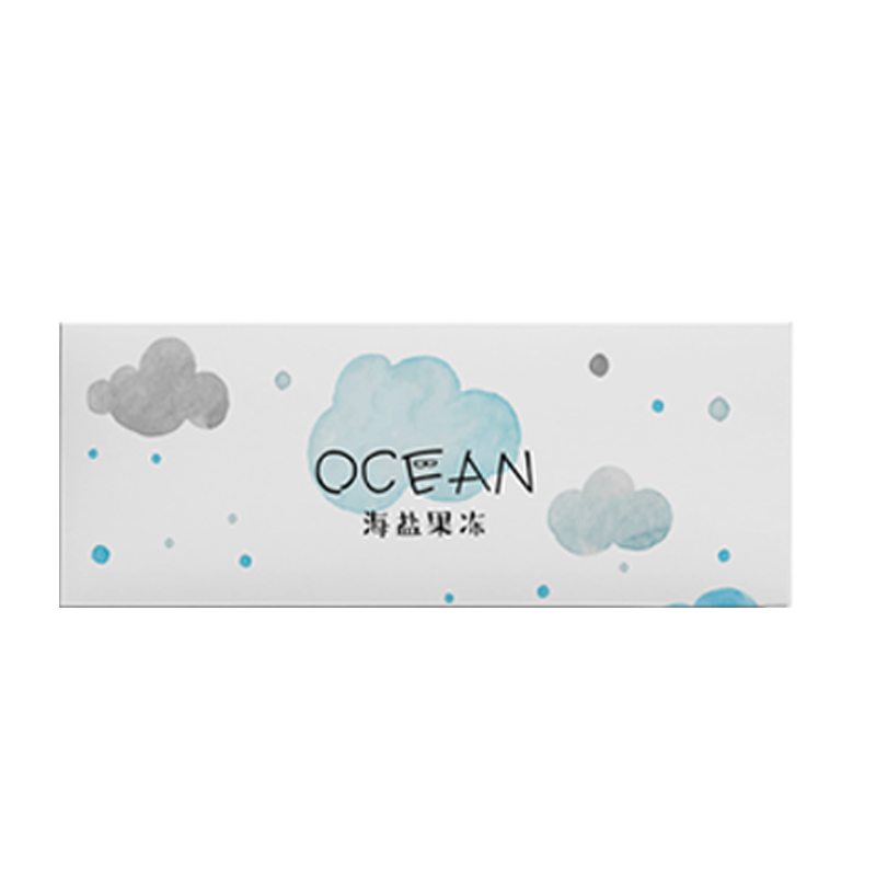 海盐果冻 蓝天白云玄饼 高颜值零食