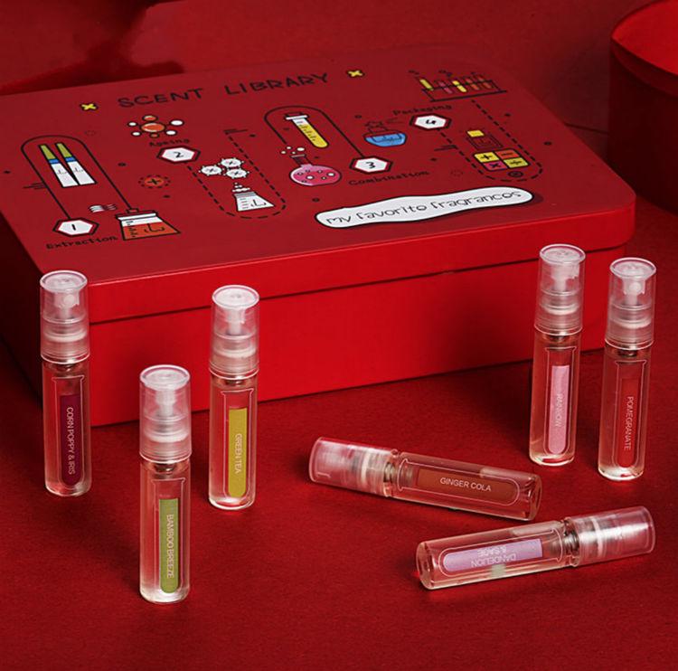 气味图书馆 收藏家香水礼盒