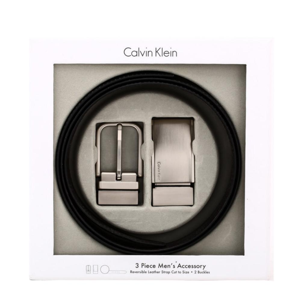 Calvin Klein 时尚男士腰带