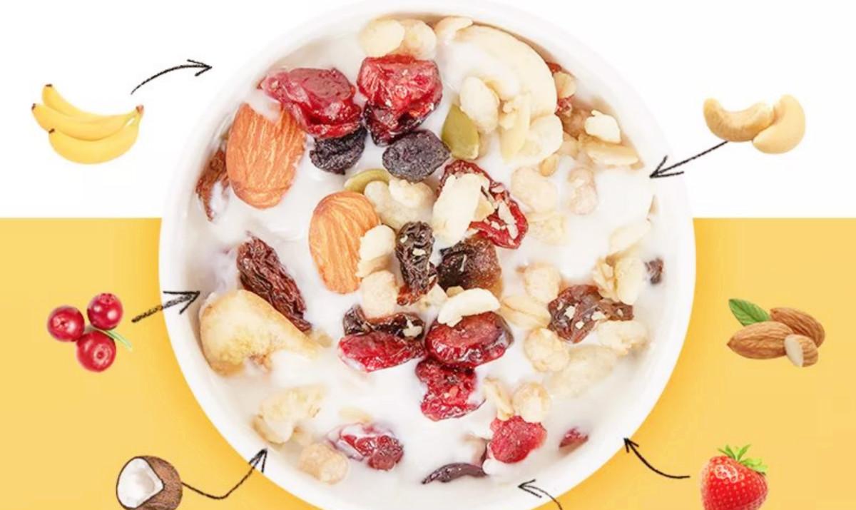 承包你的健康丨方便营养早餐