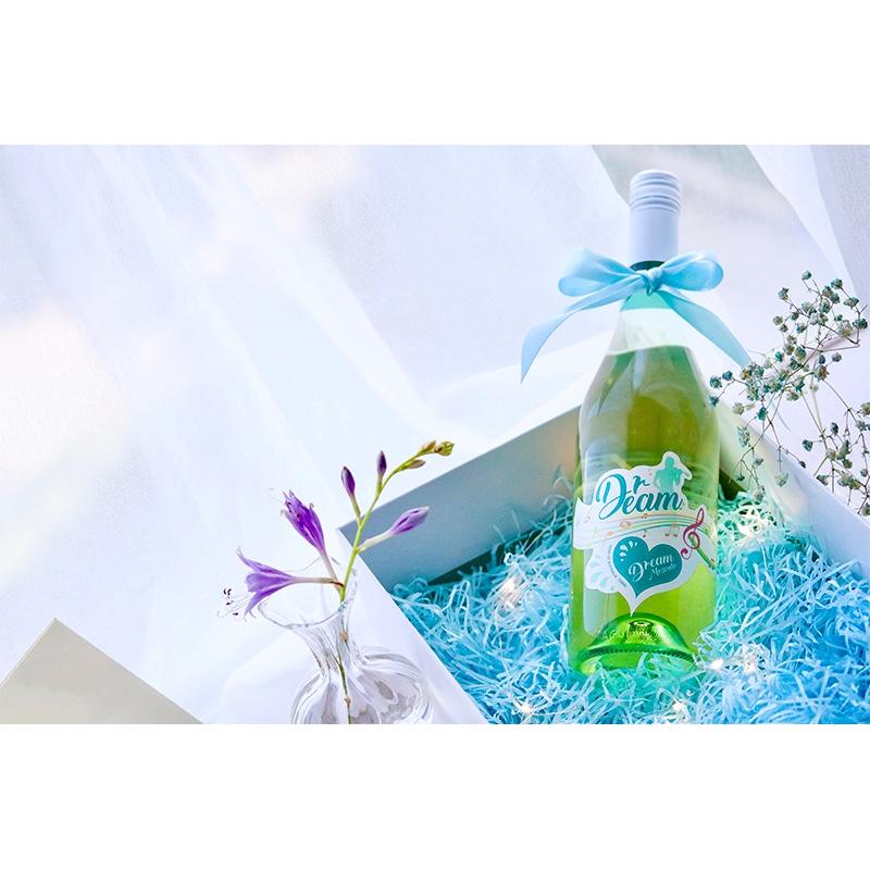 澳洲红五星酒庄 moscato微起泡 白葡萄酒