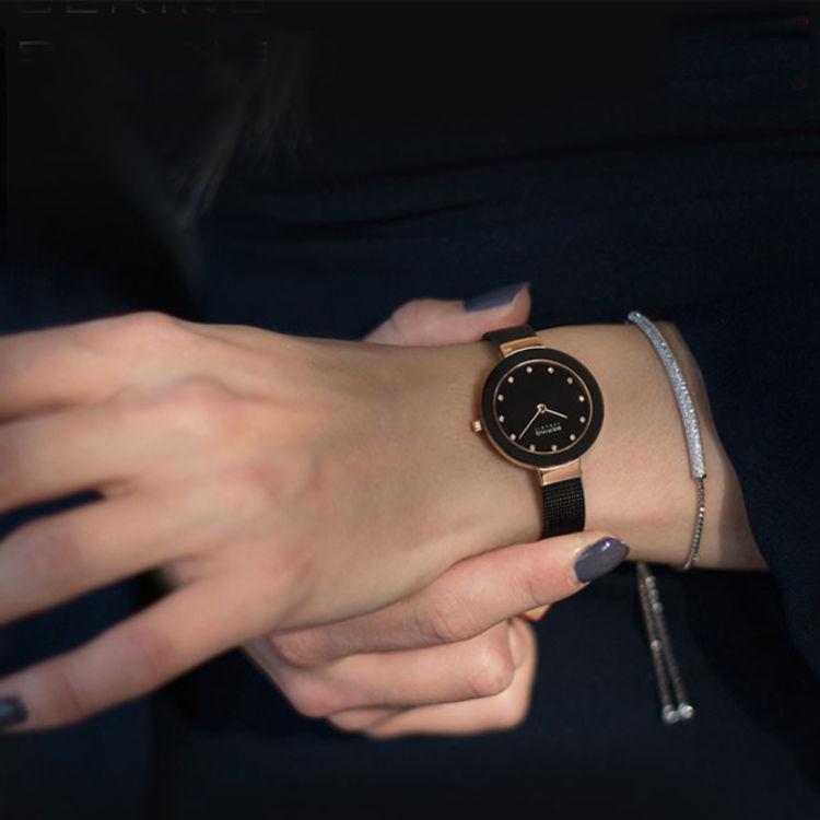 bering 白令星空小众 小表盘腕表