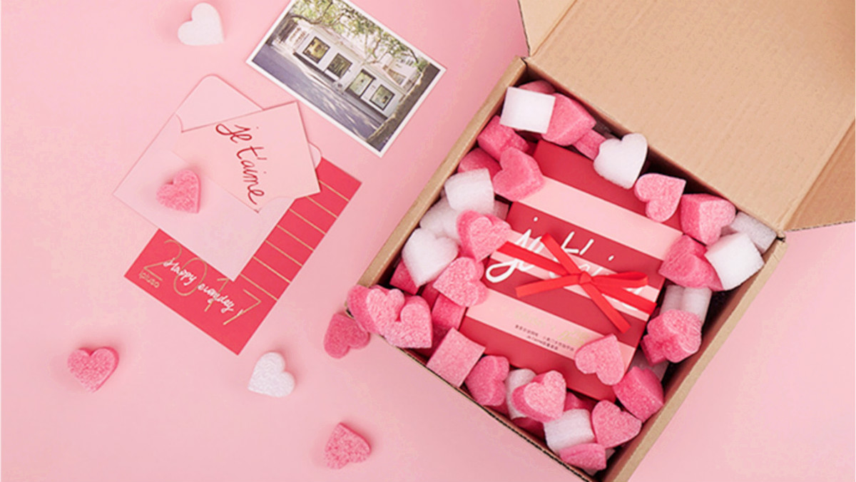 甜蜜跨年 | 送TA浪漫值满分的心意礼盒