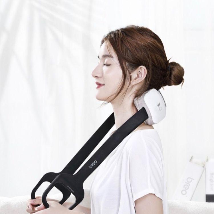 ,长期的肩颈劳损,用按摩师一样的指压享受解决!