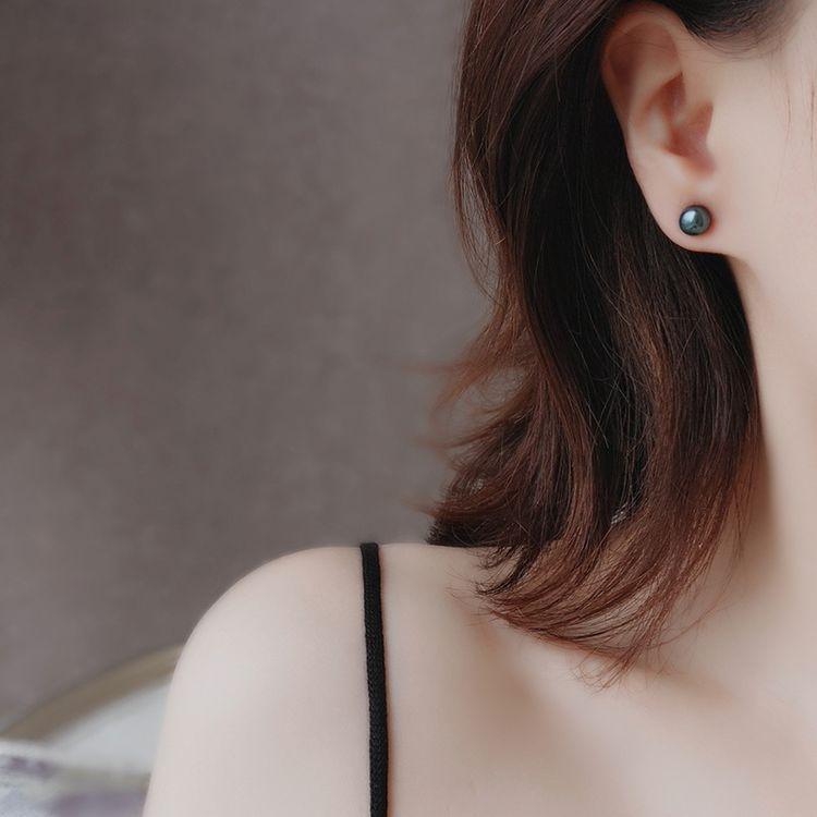 耳畔高贵的优雅,相信我,你戴首饰的样子特别美