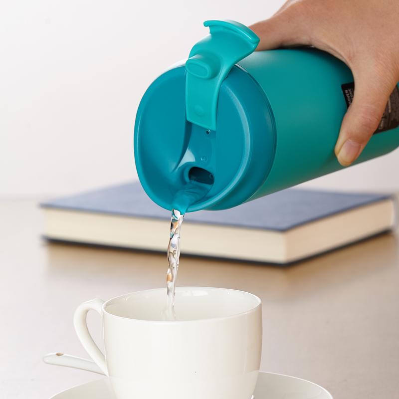 台湾Artiart不倒咖啡杯 便携运动330ml