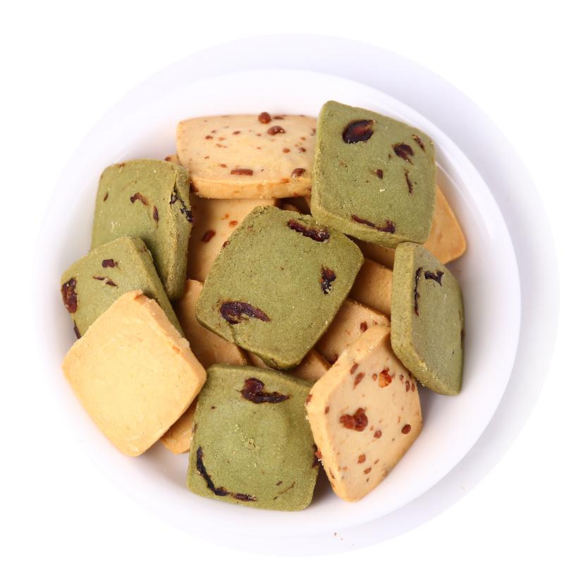 纯手工自制曲奇饼干礼盒 组合装口味