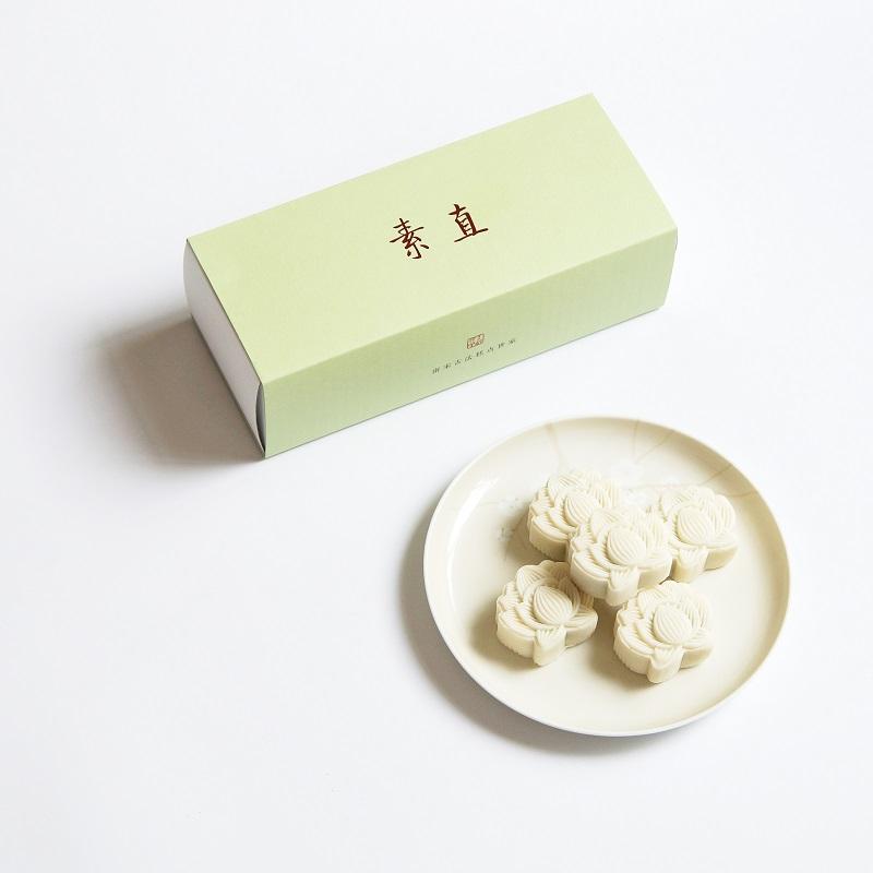 素直 绿茶糯米糕 杭州传统茶点