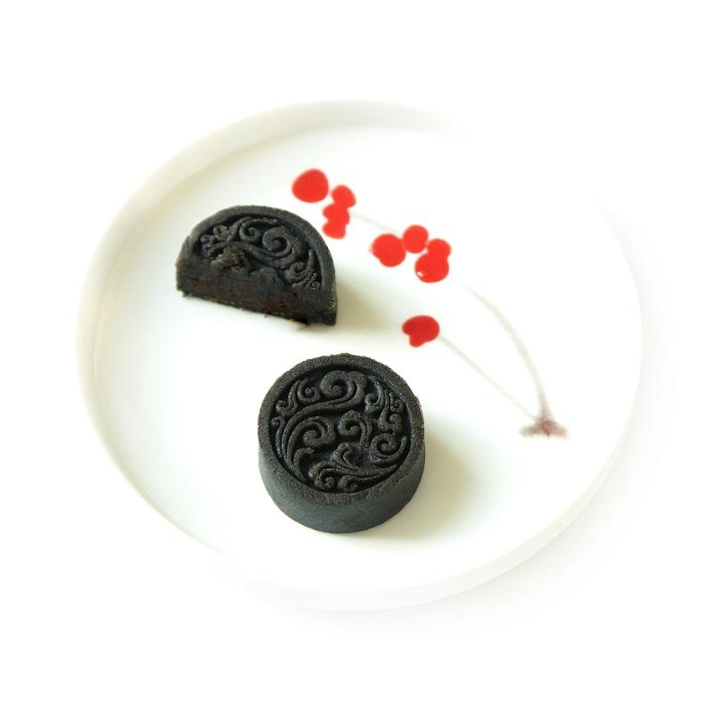 素直 黑芝麻核桃糕 杭州传统茶点