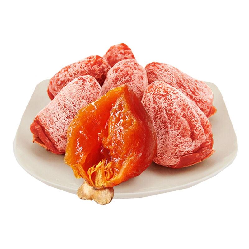 吊柿饼 农家自制500克 富平特级柿饼