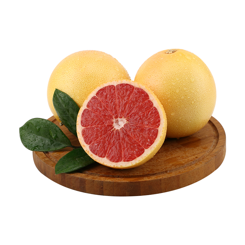 鲜赞 葡萄柚 南非红心柚 6个装250-330g