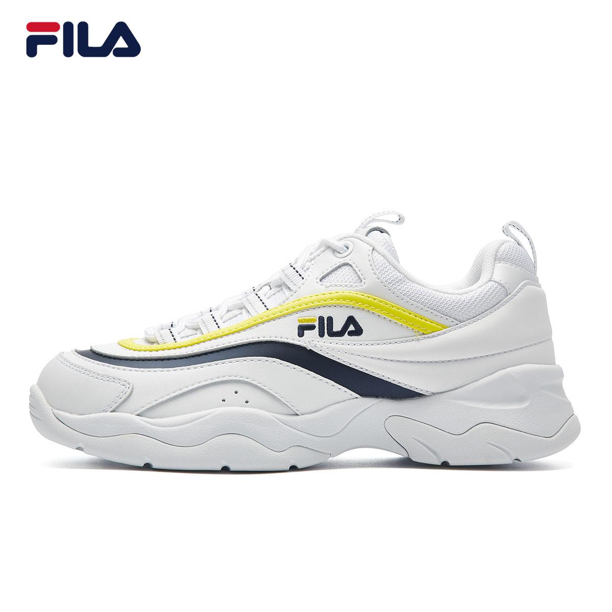 FILA斐乐 RAY女子复古跑鞋