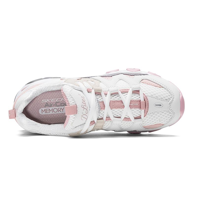 Skechers斯凯奇 NEXT乐华七子同款D'lites男女运动鞋