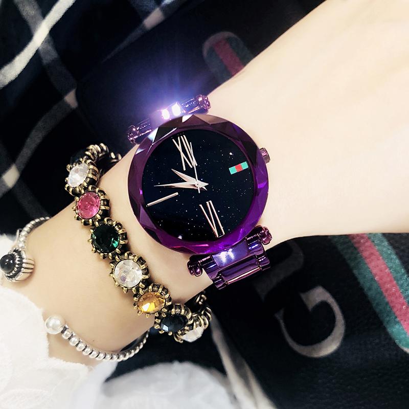 网红星空韩版  抖音同款 2018新款手表