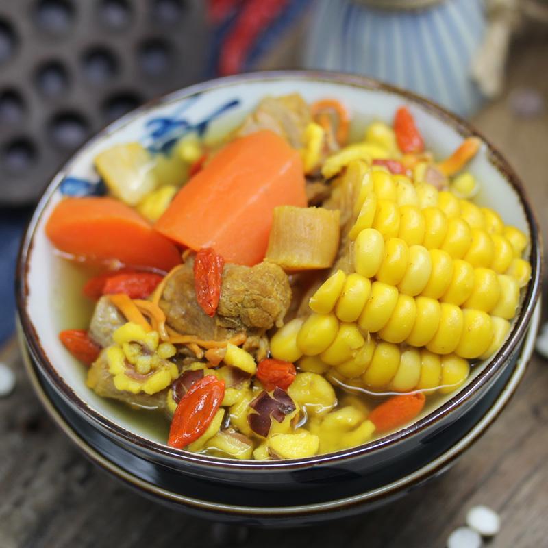 【滋补养生】广东营养煲汤料礼盒 8款长辈汤