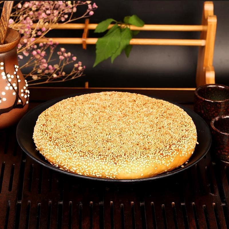 温州特产 桥墩陈玉成手工大月饼 750克