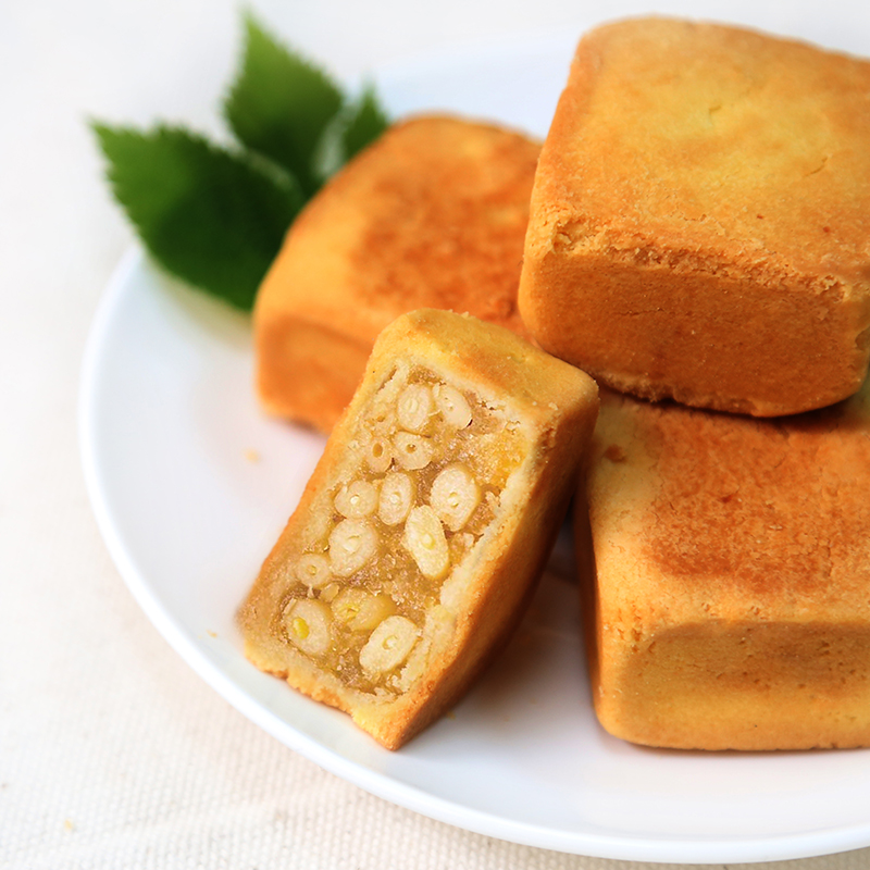 犁记凤梨松子酥 台湾特产传统糕点