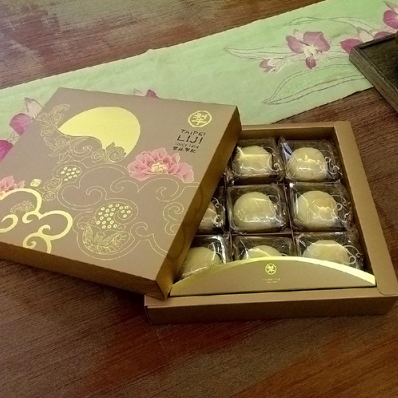 犁记绿豆酥 台湾传统糕点