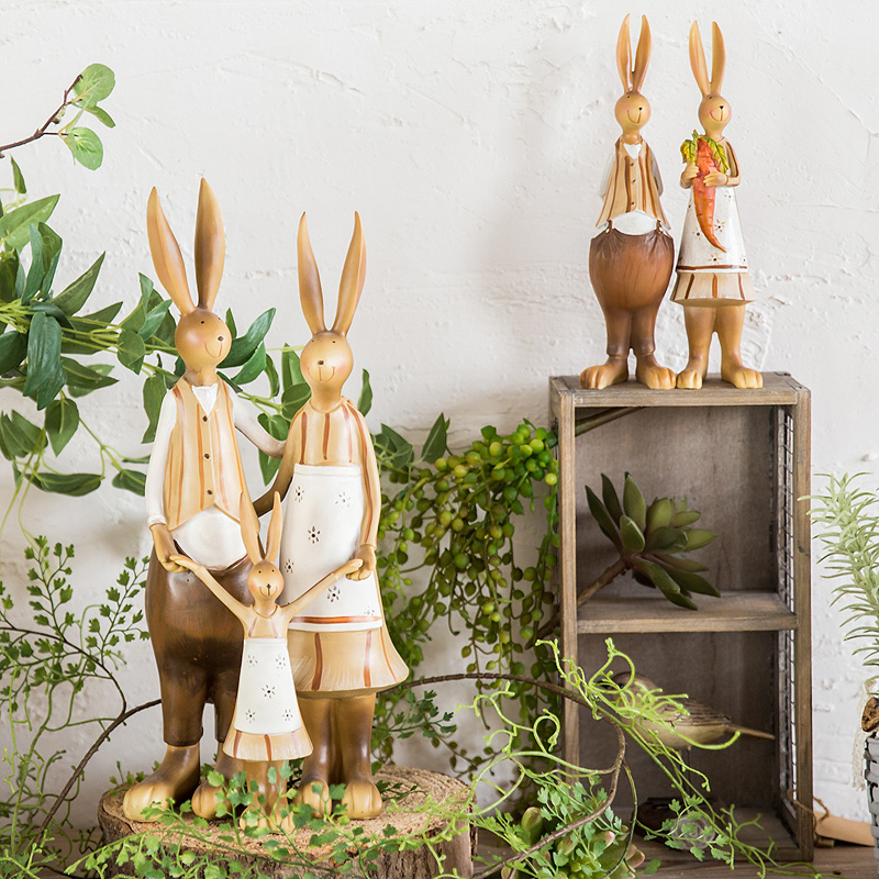 兔子情侣/一家四口