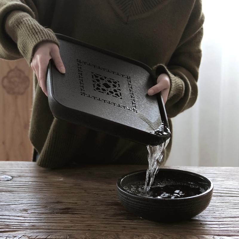 黑陶功夫茶具套装