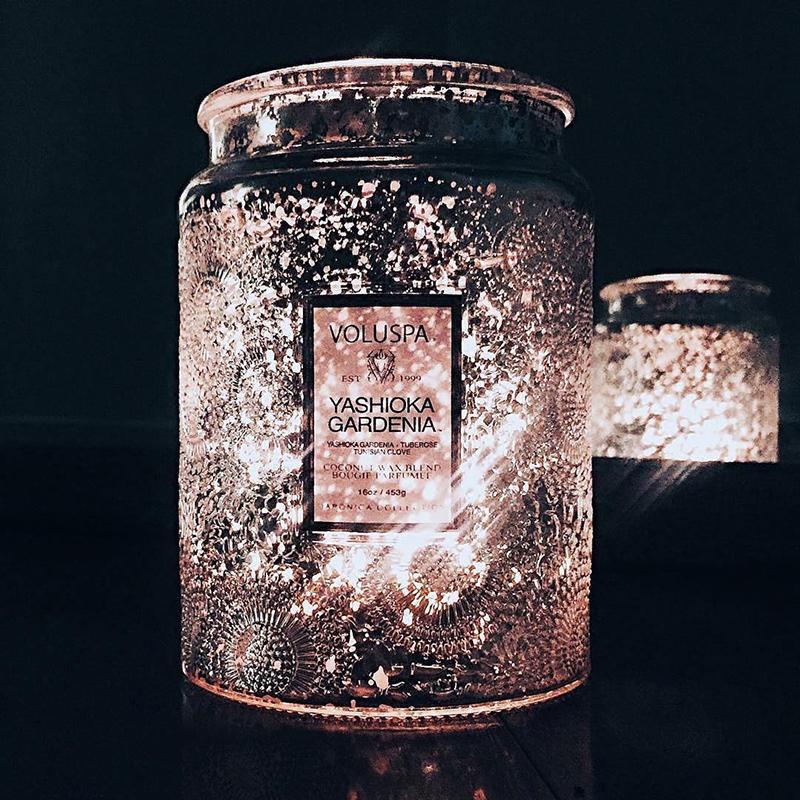 VOLUSPA大浮雕香薰蜡烛
