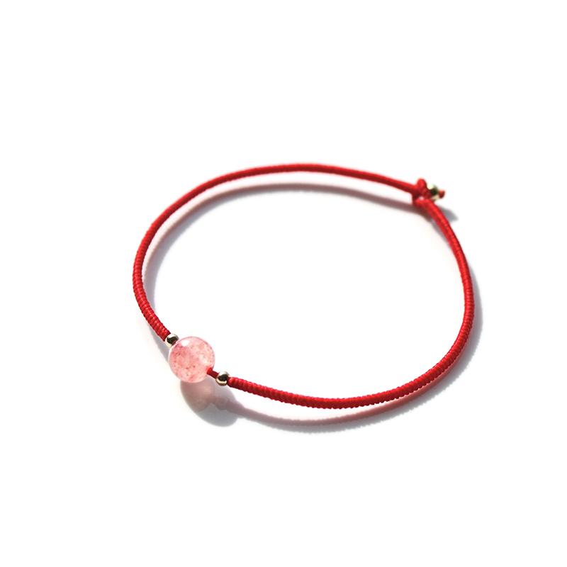 红绳手链情侣