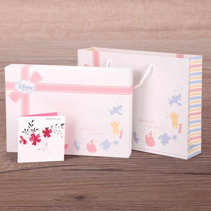 迪士尼宝宝口水巾6件装礼盒