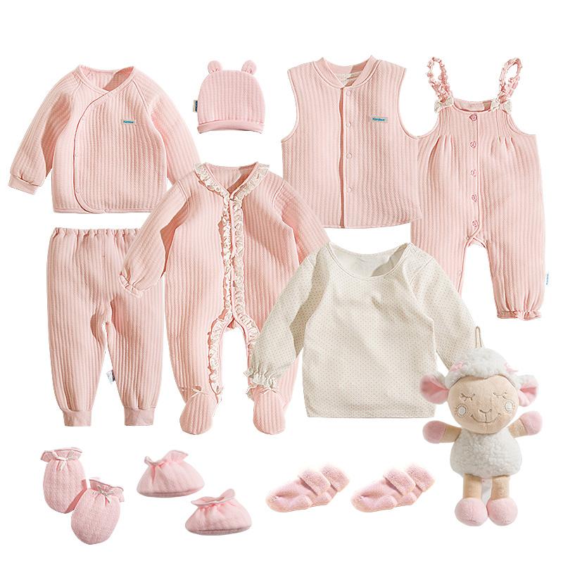 新生儿礼盒婴儿衣服纯棉套装