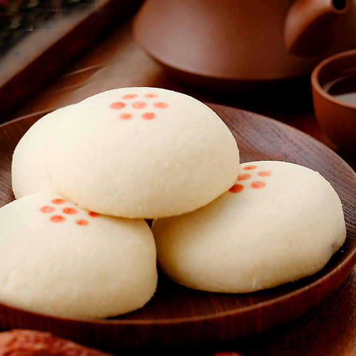 朕的心意 故宫食品 舌尖3贵妃饼