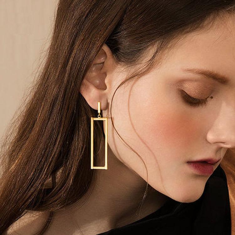 ,没有耳洞,看完这些耳环都想去打了