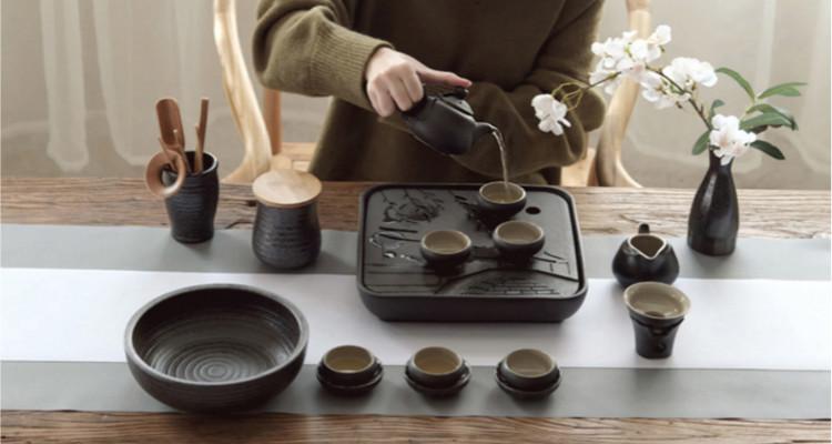 优雅喝茶认真生活,只差一套好茶具