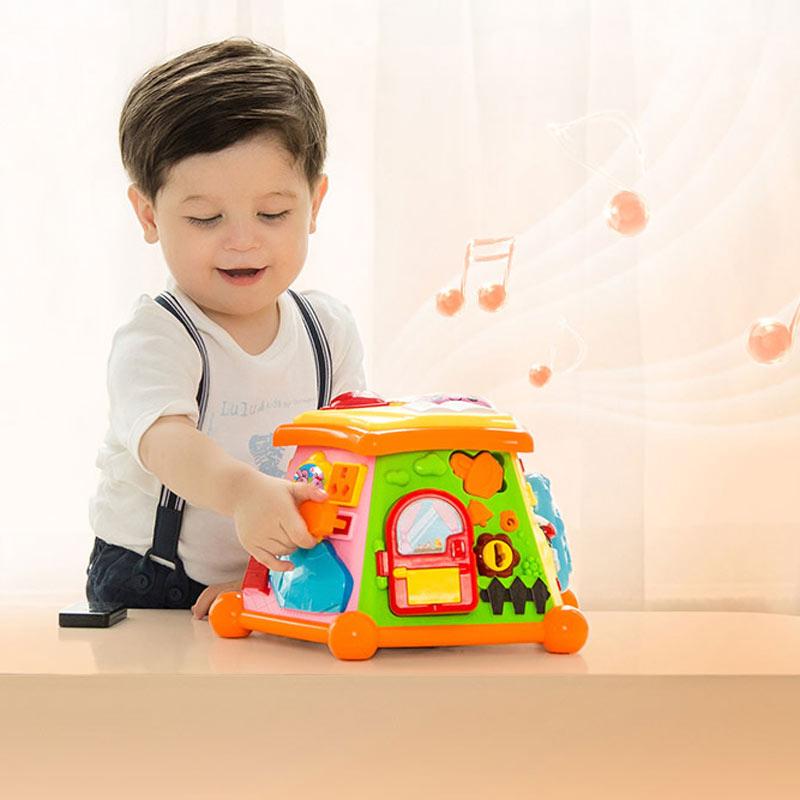 澳贝 幼儿宝宝益智早教玩具