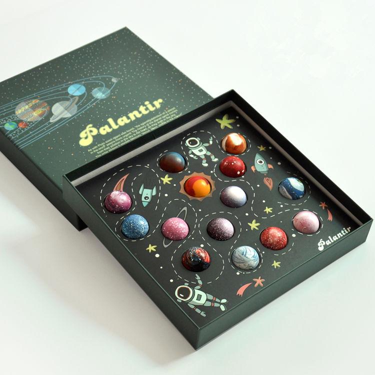 ,有这些颜值爆表的礼盒,送礼就够了!