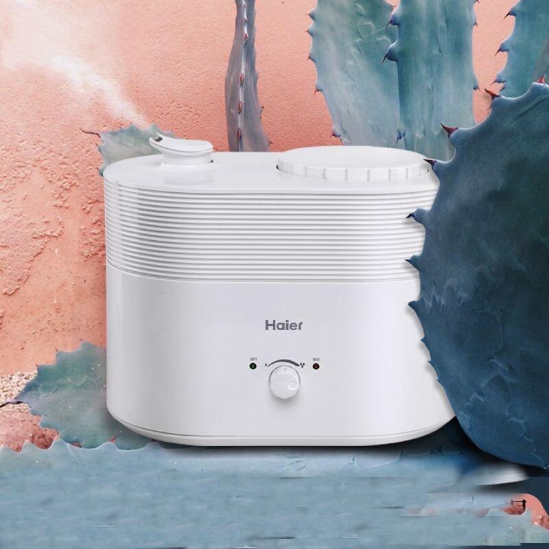 海尔加湿器 静音大容量空气香薰