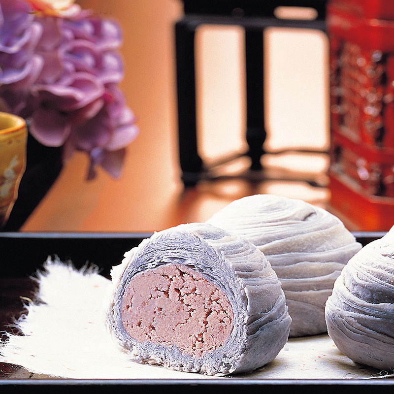 犁记香芋酥 台湾传统手工糕点 大甲芋头