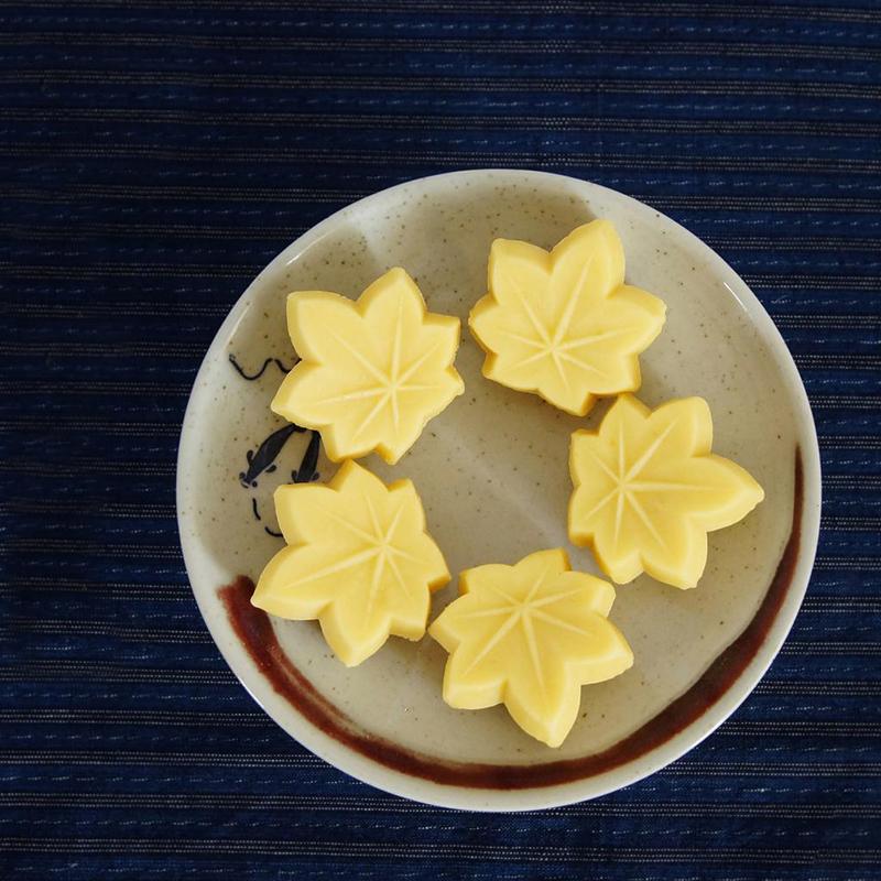 素直 椰子绿豆糕 杭州传统茶点