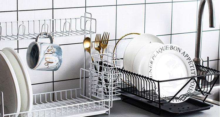 厨房收纳有妙招,小空间秒变大空间