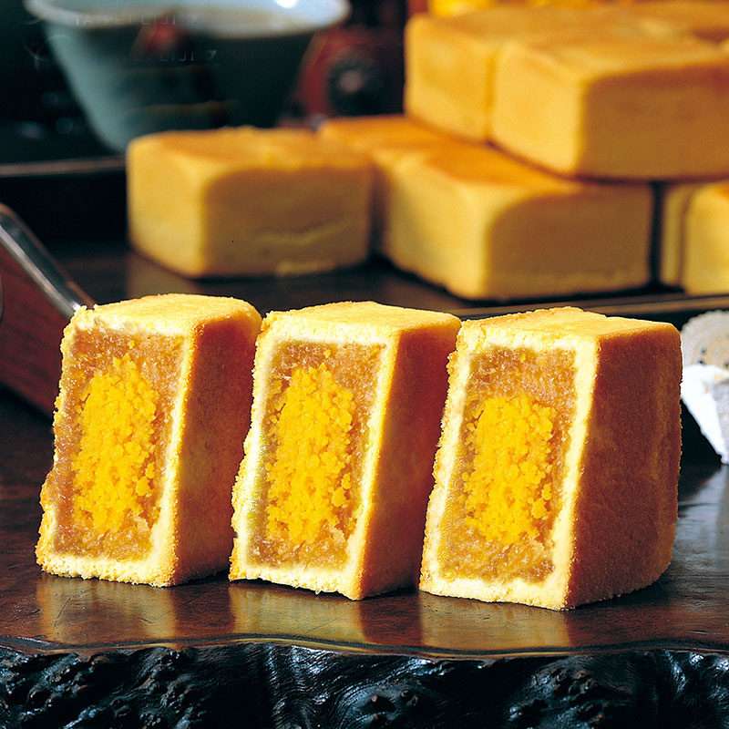 犁记凤梨蛋黄酥 台湾特产传统糕点