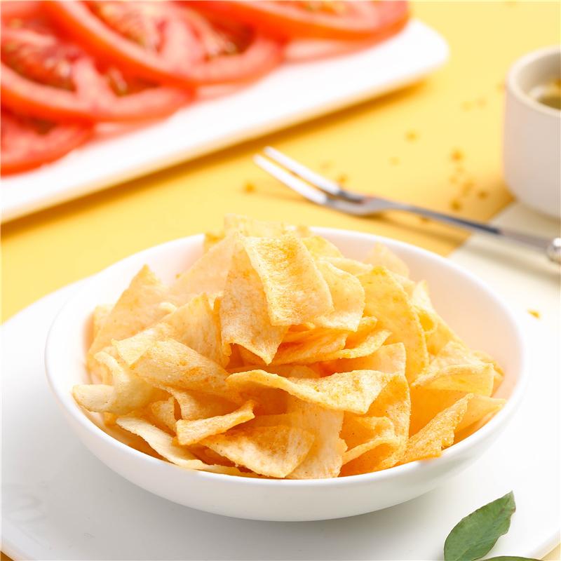 味BACK | 豫州怀山药脆片 番茄味