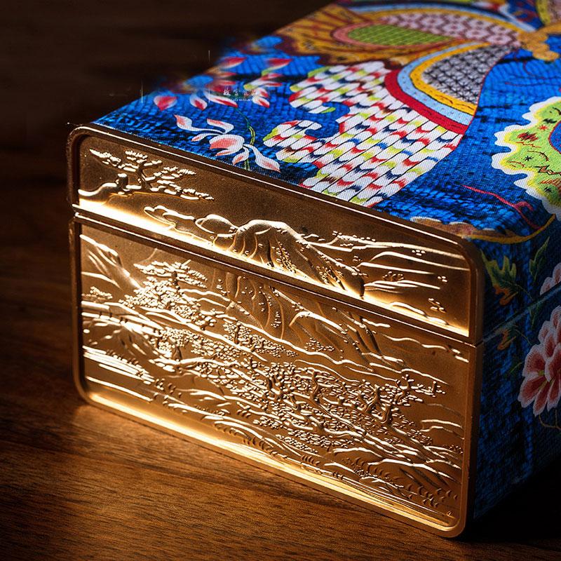 李子柒  朕的心意 宫廷月饼锦盒