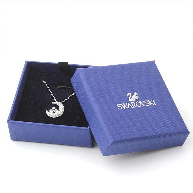 经典月亮项链,有这些颜值爆表的礼盒,送礼就够了!
