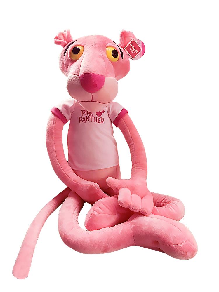粉红豹公仔娃娃