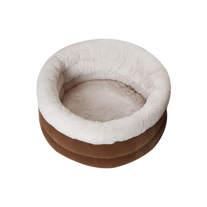 四季通用甜甜圈猫窝