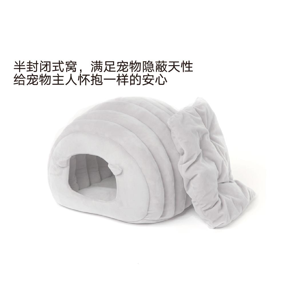pidan 半封闭式猫睡袋