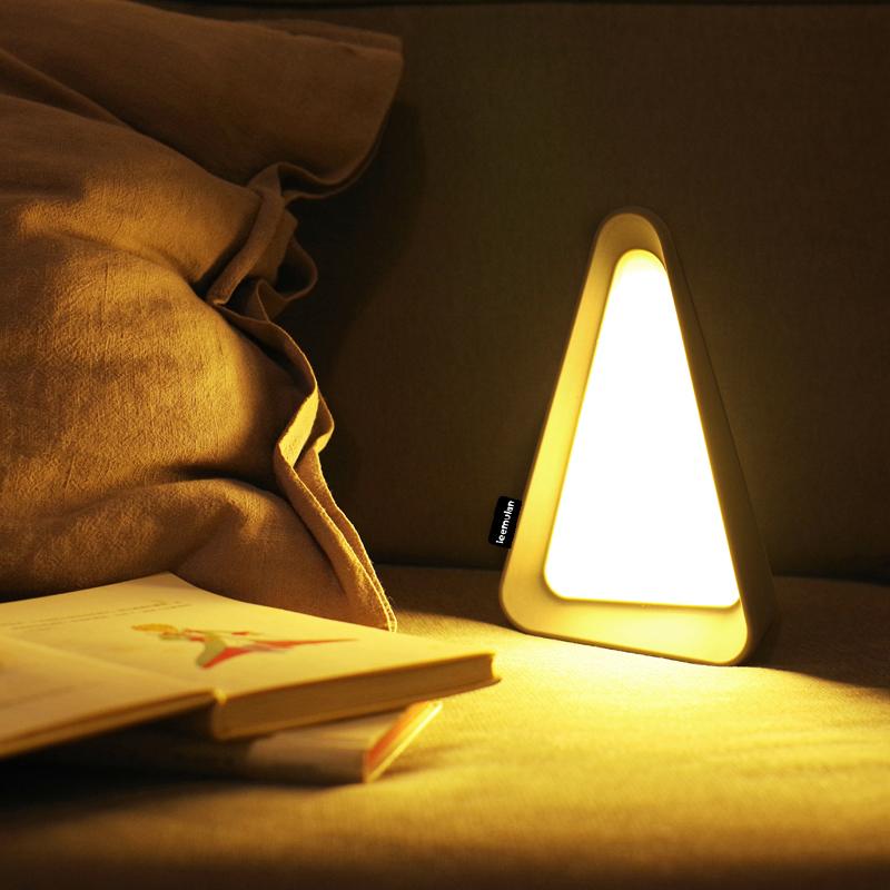 翻转调光夜灯 一个动作懂你