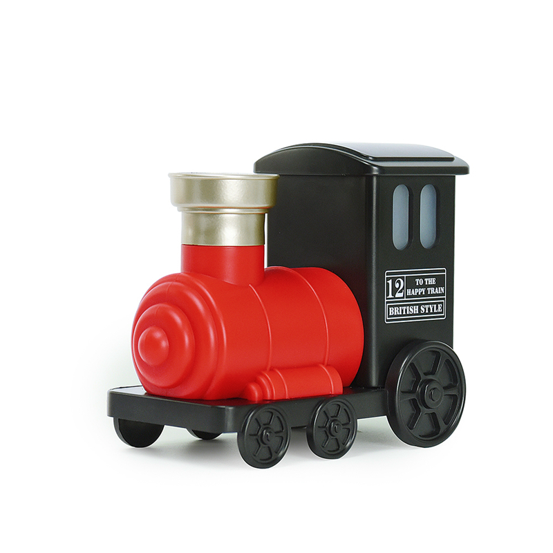 复古火车加湿器 静音加湿 温馨夜灯